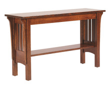QF 1800ST Mission Sofa Table