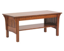 QF 1800CT Mission Coffee Table