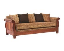 QF 3500S Sleigh Sofa