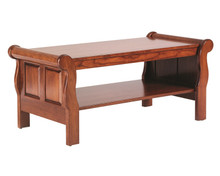 QF 3500CT Sleigh Coffee Table