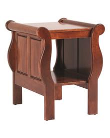 QF 3500ET Sleigh End Table