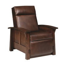 QF 5600R Top-Grain Leather Recliner