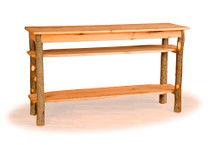 BRG Rustic Sofa TV Stand
