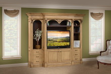 PW 7120 Serenity Entertainment Center