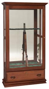 GO-5000 Gun Cabinet, 6-Gun Sliding Door