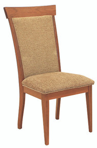 Upholstered Shaker Side Chair