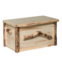 Colorado Aspen Blanket Chest