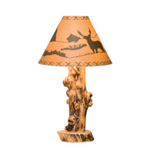 Colorado Aspen Table Lamp