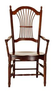 Sheaf Back Arm Chair