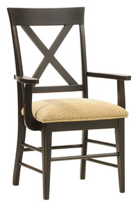 X-Back Arm Chair
