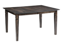 """Square One"" Leg Table (A)"