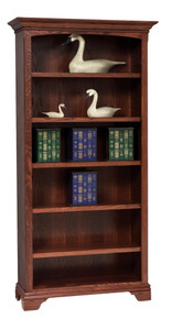 GO-3157 Stockton Bookcase, Without Doors