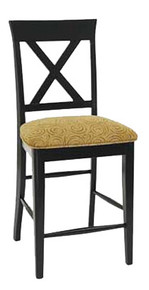 X-Back Bar Chair