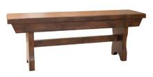 Walnut Grove Trestle Bench