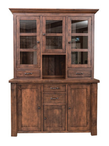 Walnut Grove Hutch