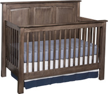 JR Shaker Panel Crib (Convertible)