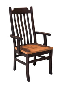 Barnwood Mission Arm Chair