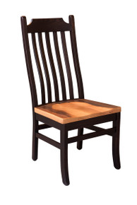 Barnwood Mission Side Chair