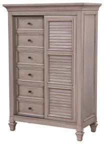TRF 3507 Legacy Village Gentleman's Chest