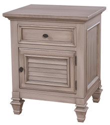TRF 3509 Legacy Village 1-Drawer Nightstand