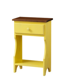 Pine Child's Nightstand