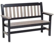 Poly Garden Bench