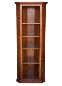 Corner Cabinet - All Shelves
