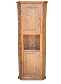 Corner Cabinet - Open Throat