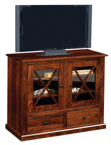 BW-4033 Brandy Wine TV Stand