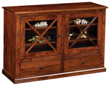BW-5033 Brandy Wine TV Stand