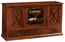 BW-6033 Brandy Wine TV Stand