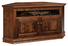 AO-55728-C Traditional Corner TV Stand