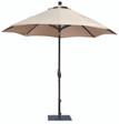 SROU9 - Standard 9' Octagon Umbrella (Base Sold Separately)