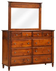 MHF Eminence Dresser with Dresser Mirror