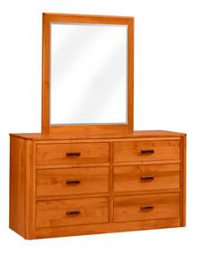 MHF Galaxy Dresser & Mirror