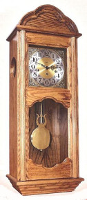 BH209 Windup Carlisle Wall Clock