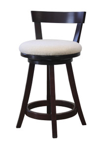 OW-1125 Turnstone Barstool with Back