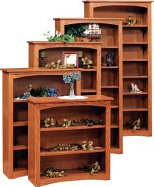 FSD Shaker Bookcases