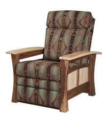 QF 8675CR Shaker Gateway Reclining Chair