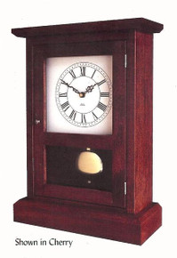 BH303 Shaker Mantle Clock