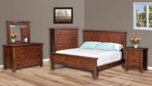 Settler's 5-Piece Bedroom Set