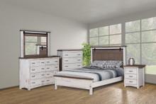 Sandusky 5-Piece Bedroom Set