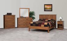 Dutch Standard 5-Piece Bedroom Set