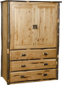 BRG Rustic Armoire