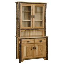 BRG Rustic 2-Door Hutch