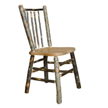 BRG Rustic Stick Back Chair