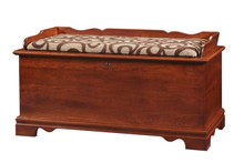 CR5507-33 Large Cambridge Cherry Chest