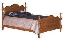 CWF1150 Cannonball Queen Bed