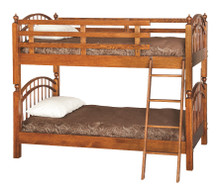 CWF1166 Double Bow Bunk  Bed