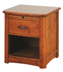 CWF525 Meridian 1-Drawer Nightstand